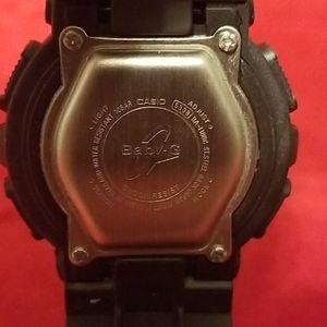 """G-Shock Accessories - """"BABY-G"""" SHOCK CASIO 10BAR WATCH NWOT"""